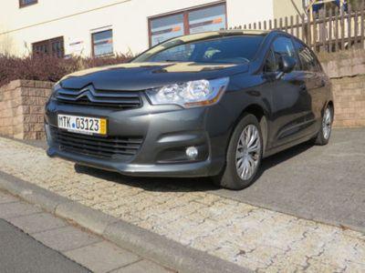 gebraucht Citroën C4 HDi 110 Selection