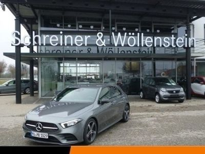 used Mercedes A250 KL AMG*Night*LED*Navi*Rü-Kam*MBUX