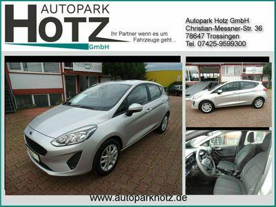 gebraucht Ford Fiesta 1.5 TDCI 6Gang AHK Klima SHZ Lane-Ass Tem