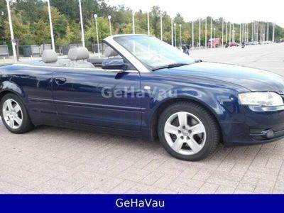 gebraucht Audi A4 Cabriolet 3.2 FSI quattro tiptronic