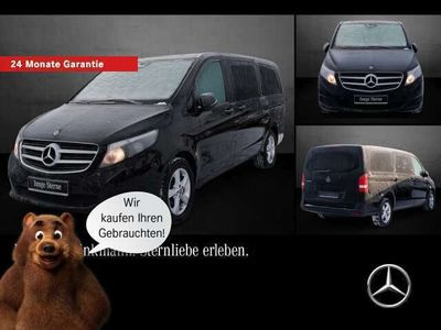 gebraucht Mercedes V220 d Klima/ Park-Assistent Basic/Parktronic/Autom.