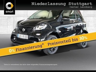 gebraucht Smart ForTwo Cabrio 66kW perfect BRABUS tailor made DCT