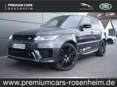gebraucht Land Rover Range Rover Sport 3.0 SDV6 HSE Dynamic TOP AHK LED