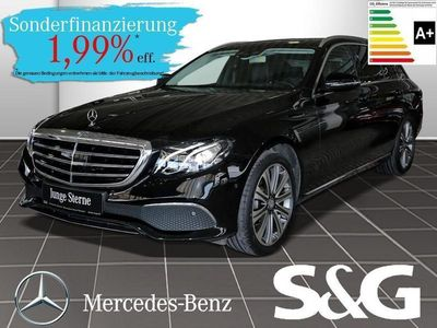 gebraucht Mercedes E220 T EXCLUSIVE R.Kam/Distronic/COMAND/LED/