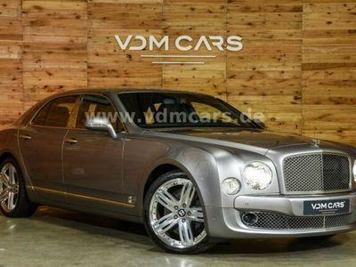 gebraucht Bentley Mulsanne 6.8 Automatik*NAIM*MASSAGE*BRD FAHRZEUG