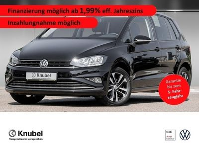 gebraucht VW Golf Sportsvan United 1.0 TSI Navi Sitzh. Ganzj.reifen