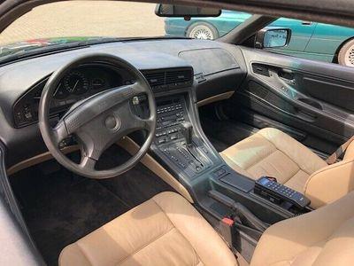 gebraucht BMW 850 850 Coupé E 31 I mit Schnitzer Felgen