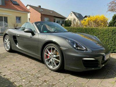 """gebraucht Porsche Boxster S 20"""", Navi, Schaltgetriebe, Approved"""