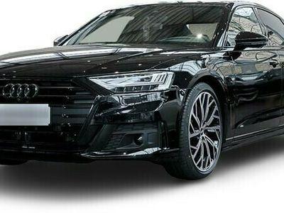gebraucht Audi A8 A8 55 TFSI Q STANDH. PANO HD MATRIX LED HuD BuO