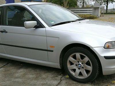gebraucht BMW 316 Compact ti als Limousine in Kleve