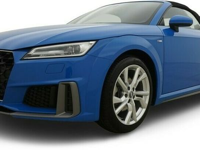 gebraucht Audi TT Roadster TT Roadster 40 TFSI S tro 145 KW*S-Stze*Raute*Vi