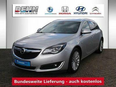 gebraucht Opel Insignia Sports Tourer Edition 1.6CDTI Navi/Lede