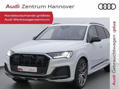 gebraucht Audi SQ7 TDI tiptronic