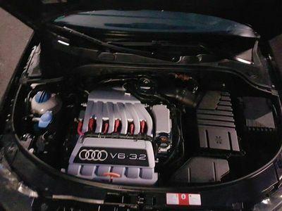 gebraucht Audi A3 S line quattro 3.2 Vollaustattung... als Sportwagen/Coupé in Gundelfingen a. d. Donau