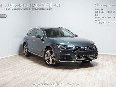 gebraucht Audi A4 Allroad quattro 3,0 TDI Matrix/StHz/ACC+Spur