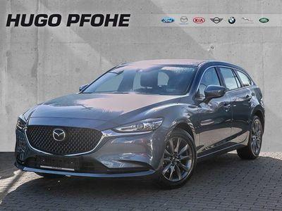 gebraucht Mazda 6 Prime-Line Kombi SKYACTIV-G 145