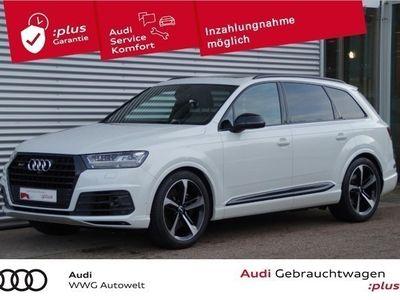 gebraucht Audi SQ7 4.0 TDI quattro Tiptronic, Matrix LED,Virtual Coc