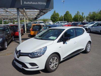 gebraucht Renault Clio IV 1.2 16V Limited Navi, Klimaanlage