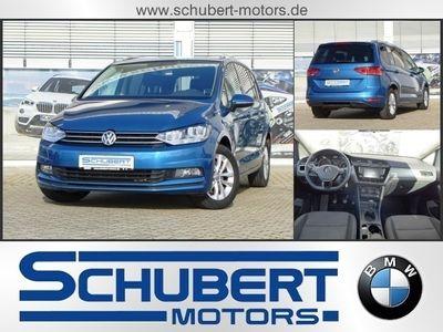 gebraucht VW Touran 1.6 TDI 7-Sitzer ACC Climatronic AppConnect