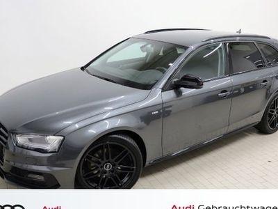 gebraucht Audi A4 Avant Ambition SPORT PLUS 2.0 TDI qu.S tronic
