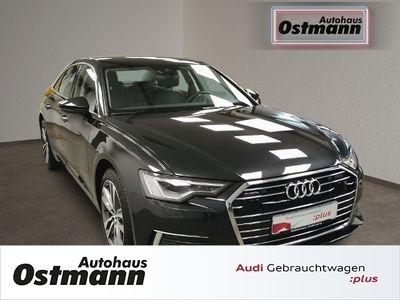 gebraucht Audi A6 Limousine design 50 TDI quattro 210 kW (286 PS) 8-stufig tiptronic