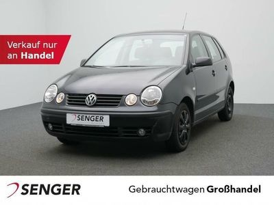 gebraucht VW Polo Comfortline Klima Chrompaket Komfort CD Fahrzeuge kaufen und verkaufen
