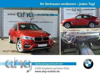gebraucht BMW X6 xDrive30d Navi Prof. Komfortsitze Klimaaut.
