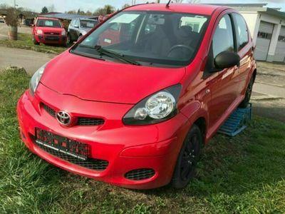 gebraucht Toyota Aygo 1,0-l-VVT-i City