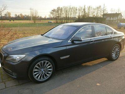 gebraucht BMW ActiveHybrid 7 Standheizung Motor nur 60tkm als Limousine in Wettenberg