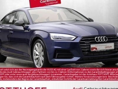 gebraucht Audi A5 Sportback 2.0 q. TFSi design Navi Xenon