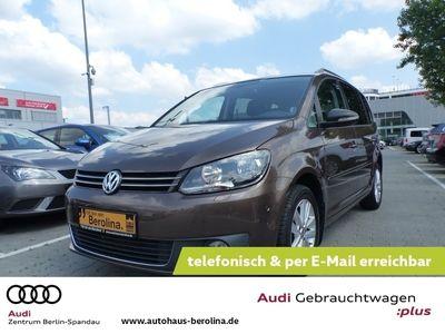 gebraucht VW Touran 2.0 TDI Style *NAVI*SHZ*AHK*