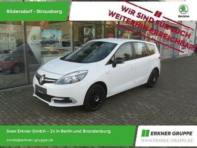 gebraucht Renault Grand Scénic III Limited 1.5 dci DSG