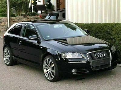 gebraucht Audi A3 mit Sommer + Winterreifen