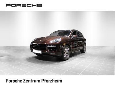gebraucht Porsche Cayenne Turbo S Cayenne