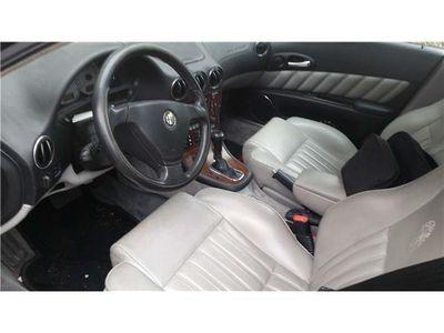gebraucht Alfa Romeo 166 3.0 V6 24V automatik defekt
