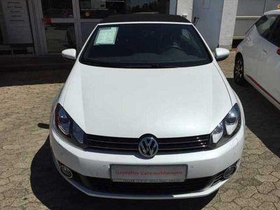 gebraucht VW Golf Cabriolet VI 1.4 TSI Life