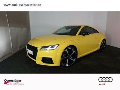gebraucht Audi TT Coupe 2,0 TFSI qu/S-Line/Matrix-LED/S-Sitze/N 1.1
