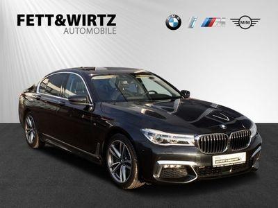 gebraucht BMW 730 d M Sport Exec-Pro Massage TV Lüftung