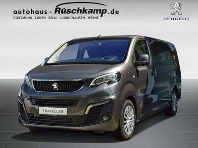 gebraucht Peugeot Traveller Active L3 2.0 BlueHDi 150 FAP Navi HUD Rückfahrkam. PDCv+h LED-Tagfahrlicht