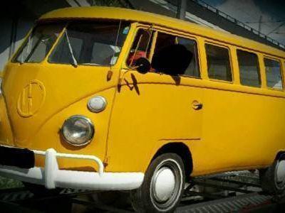 verkauft vw t1 bulli 15 fensterbus gebraucht 1974 km in laubegast. Black Bedroom Furniture Sets. Home Design Ideas