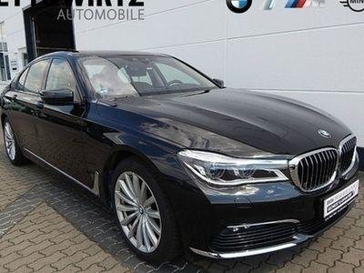 käytetty BMW 750 d xDrive Innovationsp. SAG elGSD Laser Alarm