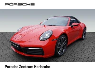 gebraucht Porsche 911 Carrera Cabriolet 992 BOSE LED Sportabgasanlage