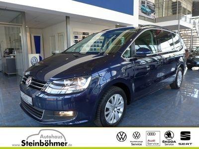 gebraucht VW Sharan Comfortline 2.0TDI
