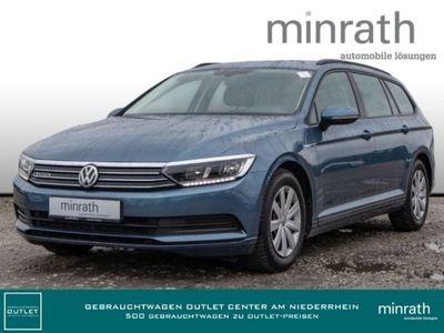 gebraucht VW Passat Variant Trendline BlueMotion 1.6 TDI LED Navi Keyless AHK