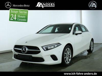gebraucht Mercedes A220 Progressive+Navi+LED+PDC+SHZ+Spiegel-P.