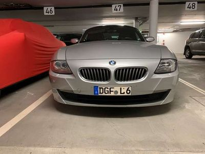 gebraucht BMW Z4 roadster 3.0si E85 76tkm Navi Hifi Memory Bixenon
