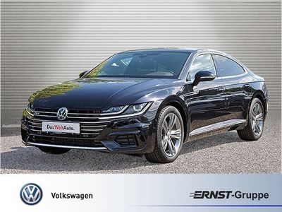 gebraucht VW Arteon 2.0 TSI DSG R-Line LED Navi GRA LM PDC BMT