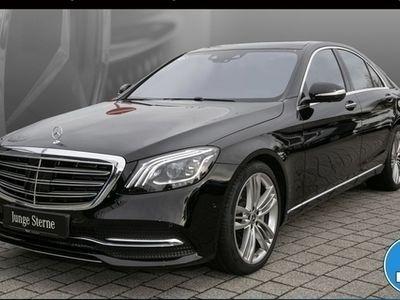 käytetty Mercedes S560 Limousine Navi+Distronic+360°+Pano.-Dach