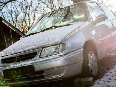 gebraucht Citroën Saxo - 1.1 - 60 PS - TÜV 10/18 - Zahnriemen 12/16 - AHK