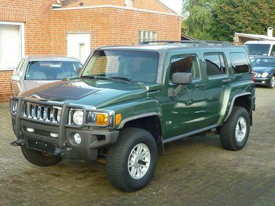 gebraucht Hummer H3 Executive 4x4 Standheizung als SUV/Geländewagen/Pickup in Schwaförden